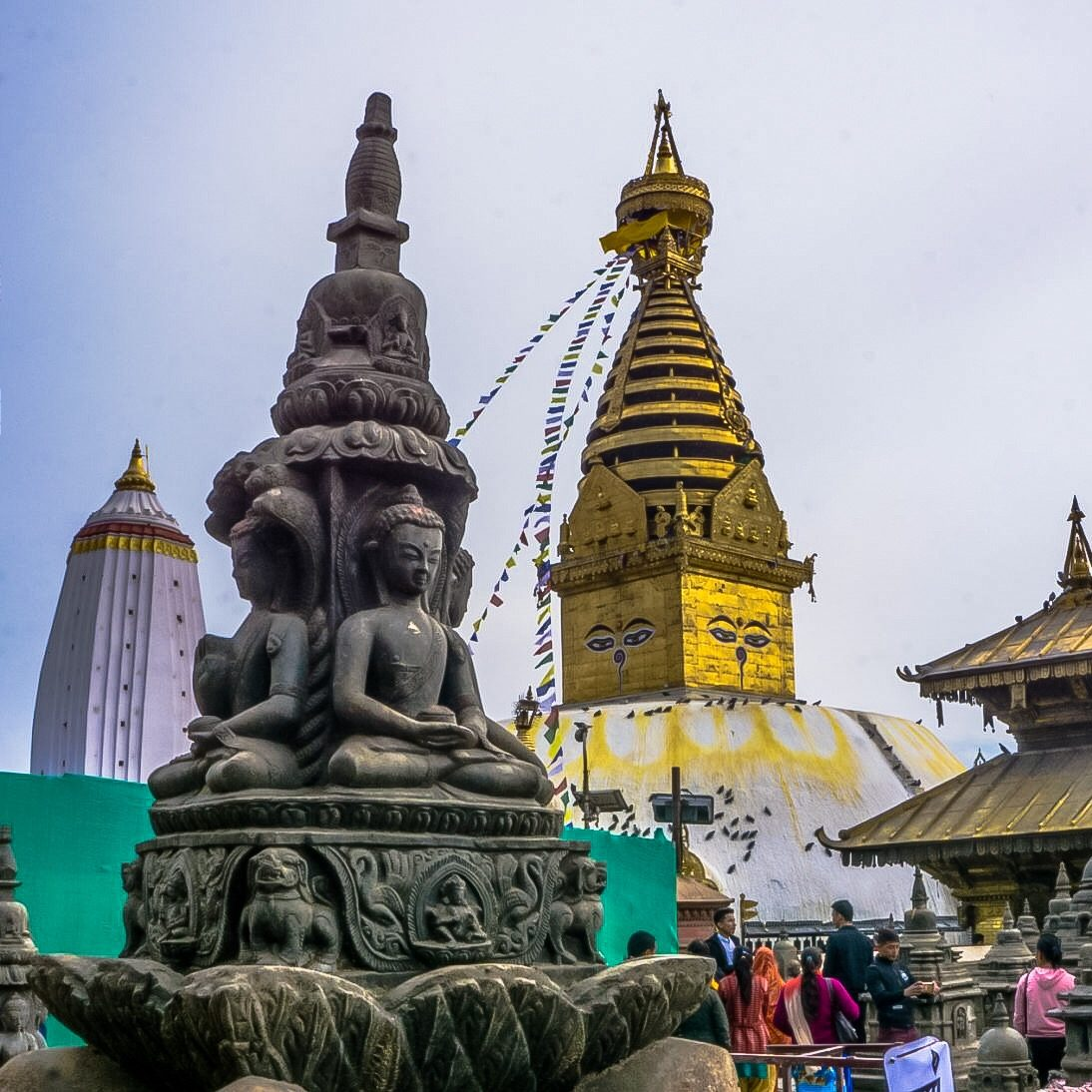 Photo by : Subhasini Location : Swayambhu, Nepal