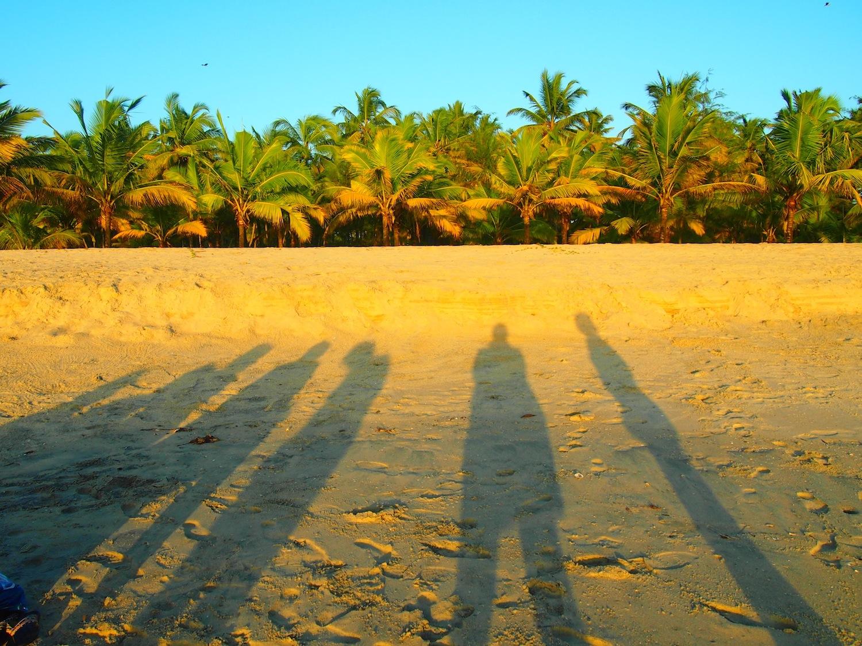 Marari beach Kerala India